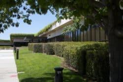 Firmengebäude von PARC an der Coyote Hill Road in Palo Alto.