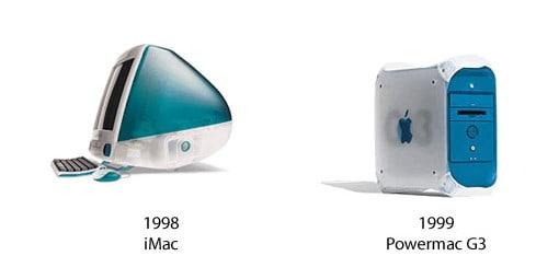iMac und PowerMac G3
