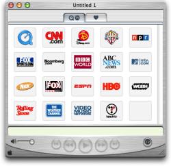 Mac OS X 10.0 Cheetah - Media Player