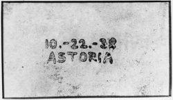 Die erste Fotokopie