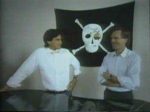 Steve Jobs und John Sculley