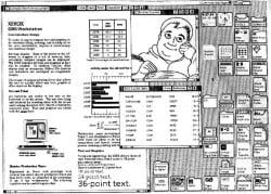 GUI des Xerox Star (1981)