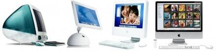 10 Jahre iMac