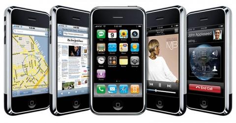 Das erste iPhone von Apple (2007)
