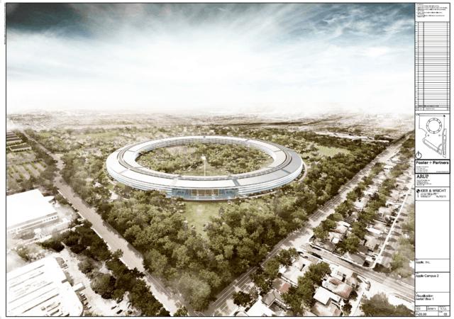 Apple Campus 2 - © Apple Inc. - Foster + Partner