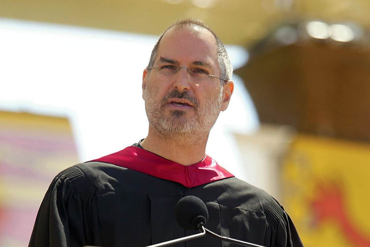 Steve Jobs in Stanford
