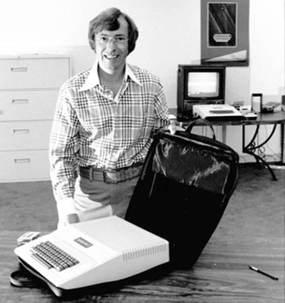 1977: Mike Markkula investiert in Apple