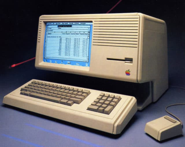 1983: Apple Lisa