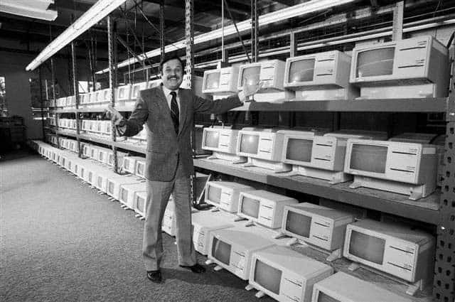 1983: Absatzflop Apple Lisa