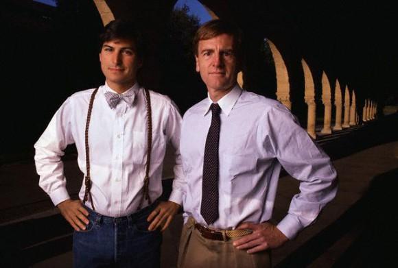 Mai 1985: Steve Jobs verliert den Machtkampf gegen John Sculley
