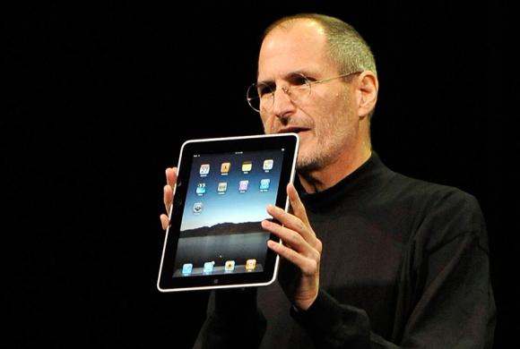 Steve Jobs präsentiert das iPad (2010)