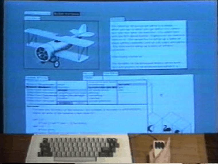 Demo einer grafischen Benutzeroberfläche