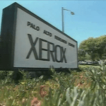 1979: Besuch beim Xerox PARC (Palo Alto Research Center)