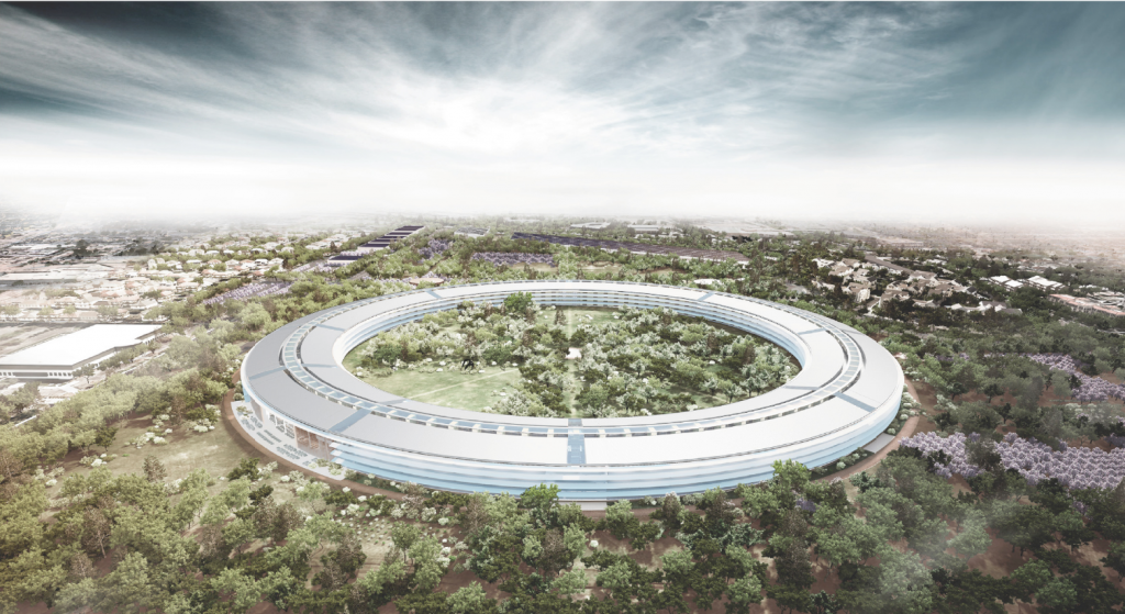 Apple Campus 2 - © Apple Inc. - Foster + Partners