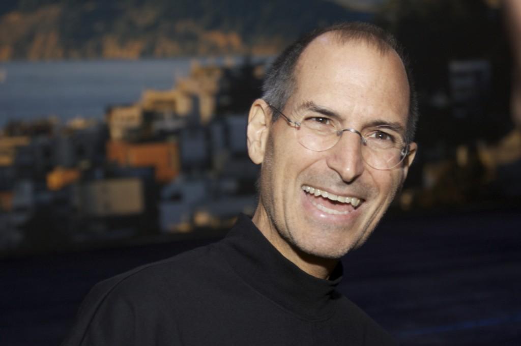 Steve Jobs auf der WWDC im Juni 2008