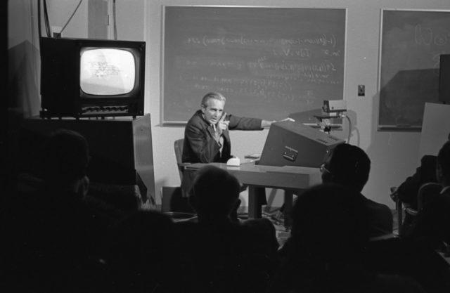 Mutter aller Demos durch Dough Engelbart (1968)