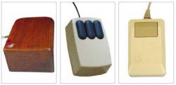 Entwicklung der Maus: SRI, Xerox Alto, Apple Macintosh