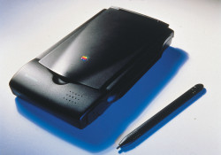 Prototyp des Apple Newton