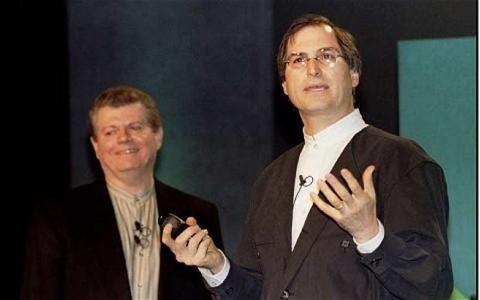 Gil Amelio holte Steve Jobs zu Apple zurück