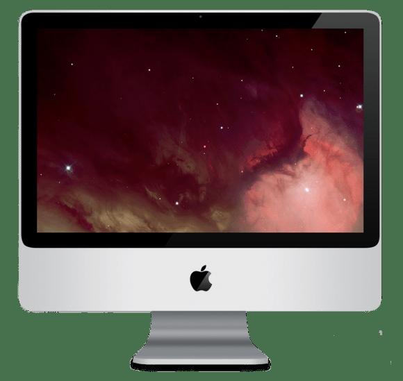 Die 5. iMac-Generation (2007)