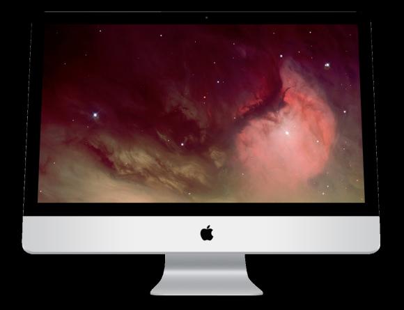 Die 6. iMac-Generation (2009)