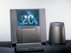 20th Anniversary Mac mit Bose Sound-System