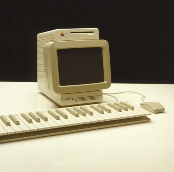 Esslinger-Entwurf für den Apple Macintosh