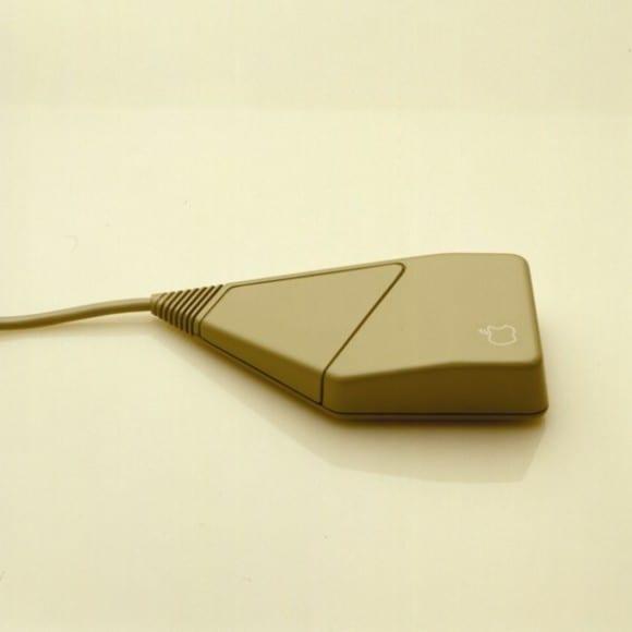 Esslinger-Entwurf für den Apple Macintosh - Maus