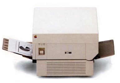Apple LaserWriter (1985)