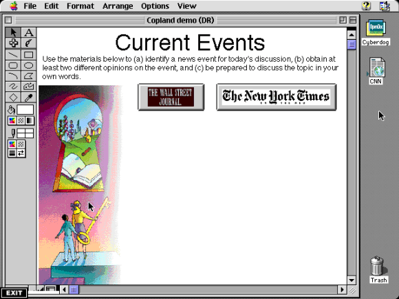 Mac OS Copland