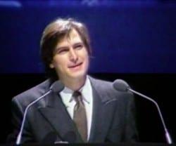 Steve Jobs präsentiert den Mac bei der BGS (30. Januar 1984)