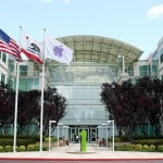 Apple Hauptqiuartier in Cupertino