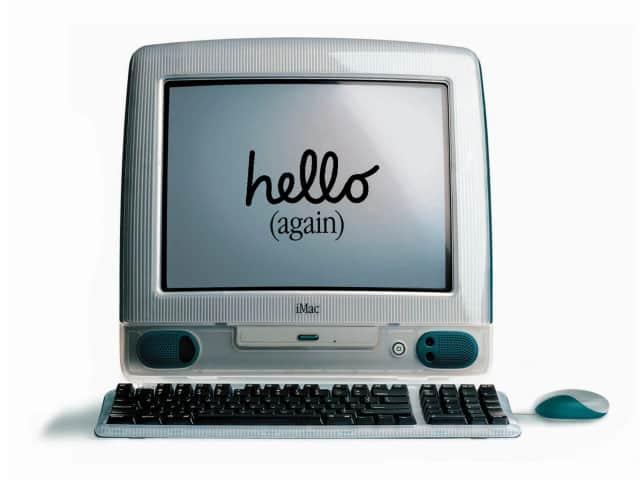 Der erste iMac (1998)