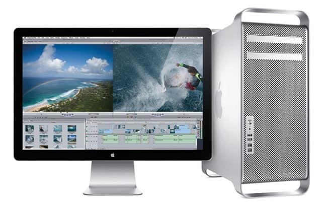 """Jony Ives """"Käsereibe"""" –der Mac Pro bis 2012."""